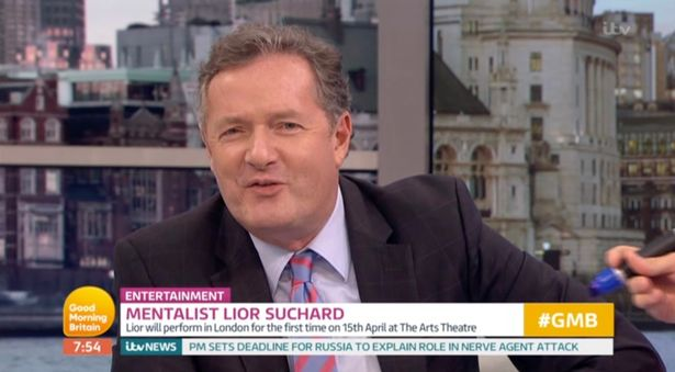 Credit: Good Morning Britain/ITV