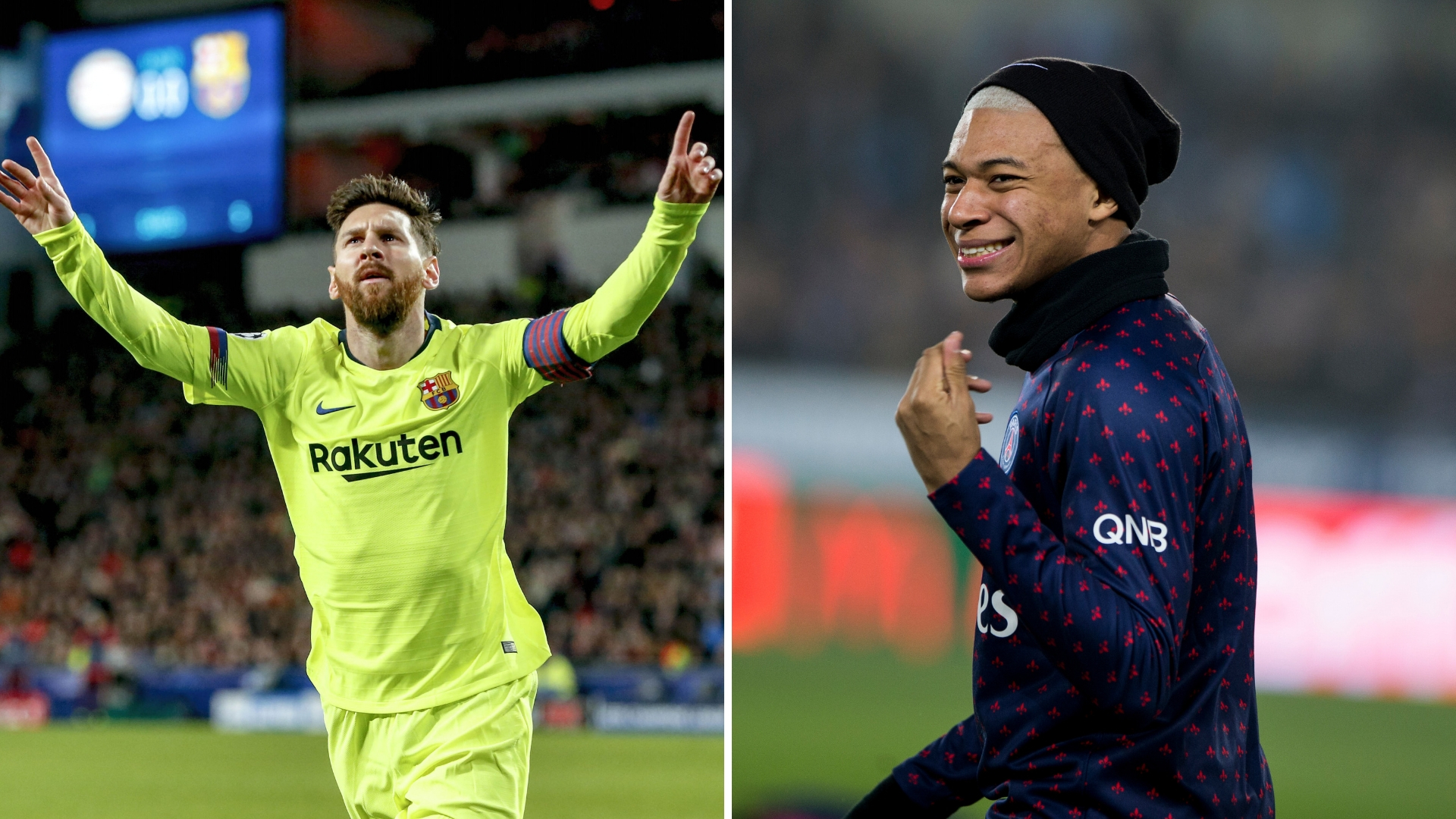Mbappé's Humble Response To Quote Claiming That He Said He's Better Than Messi