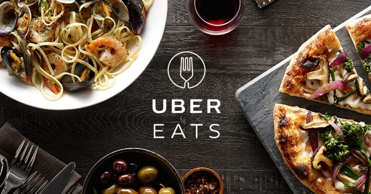 Order on the Uber Eats app to get your free takeaway (Credit: Uber Eats)
