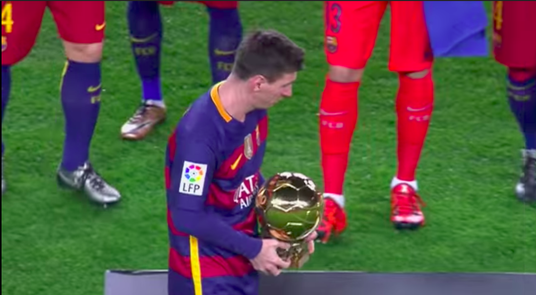 Leo Messi succeeds Andrés Iniesta as Barcelona captain