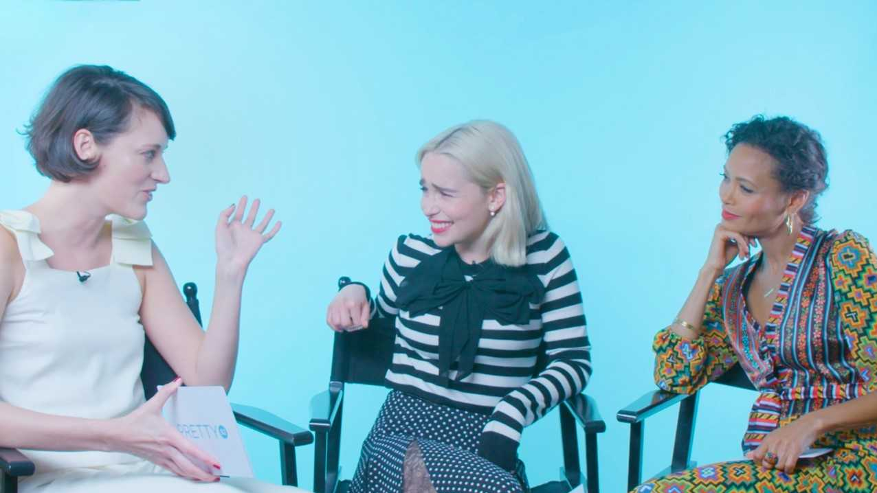 ​Emilia Clarke, Thandie Newton and Phoebe Waller-Bridge Share Their Stories