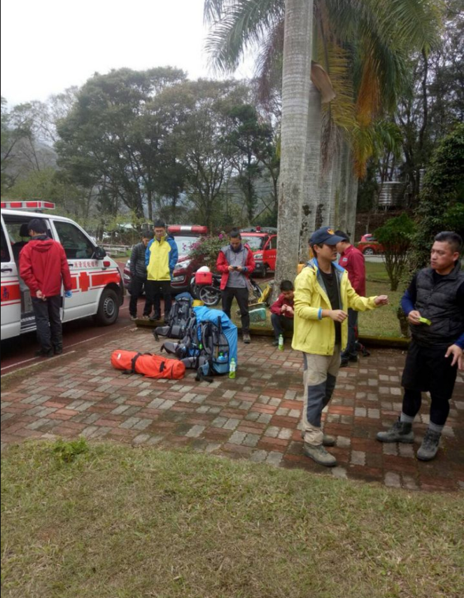Bikini hiker dies after fall on a mountain in Nantou