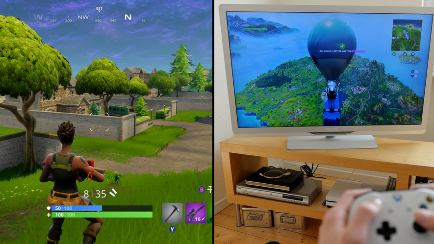 Nine-Year-Old Girl In Rehab After Playing Fortnite For So Long That She Wet Herself