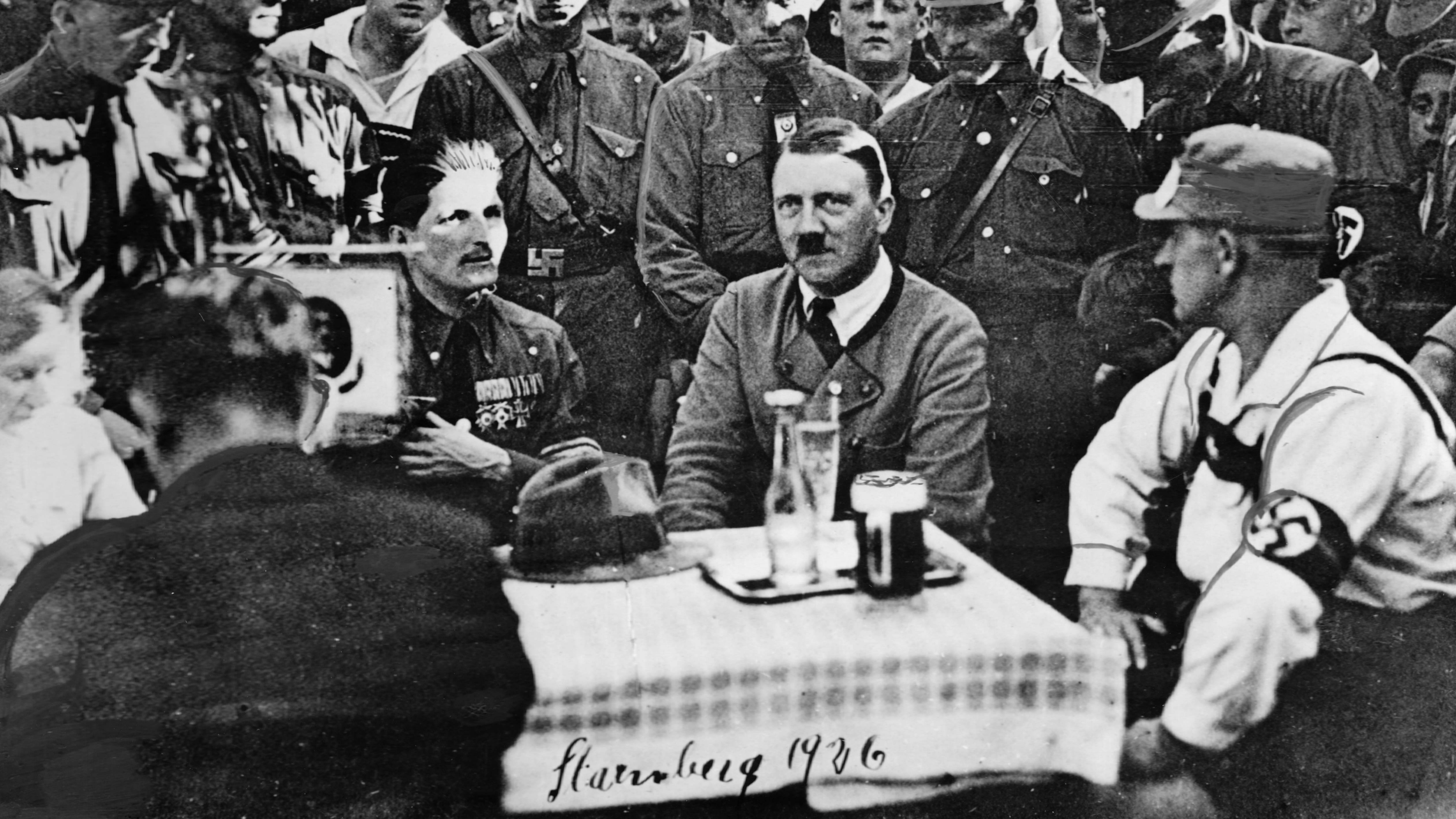 Recently Discovered Letters Reveal Adolf Hitler's Last Meal