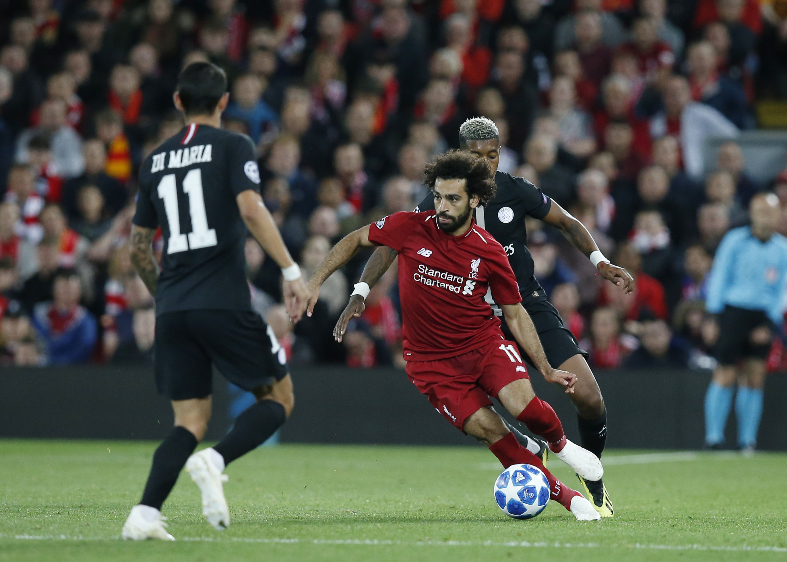 Jurgen Klopp: Mohamed Salah needs to relax