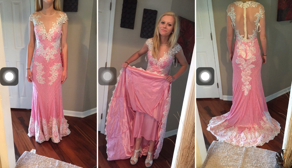 Prom Dresses for 17 Year Olds