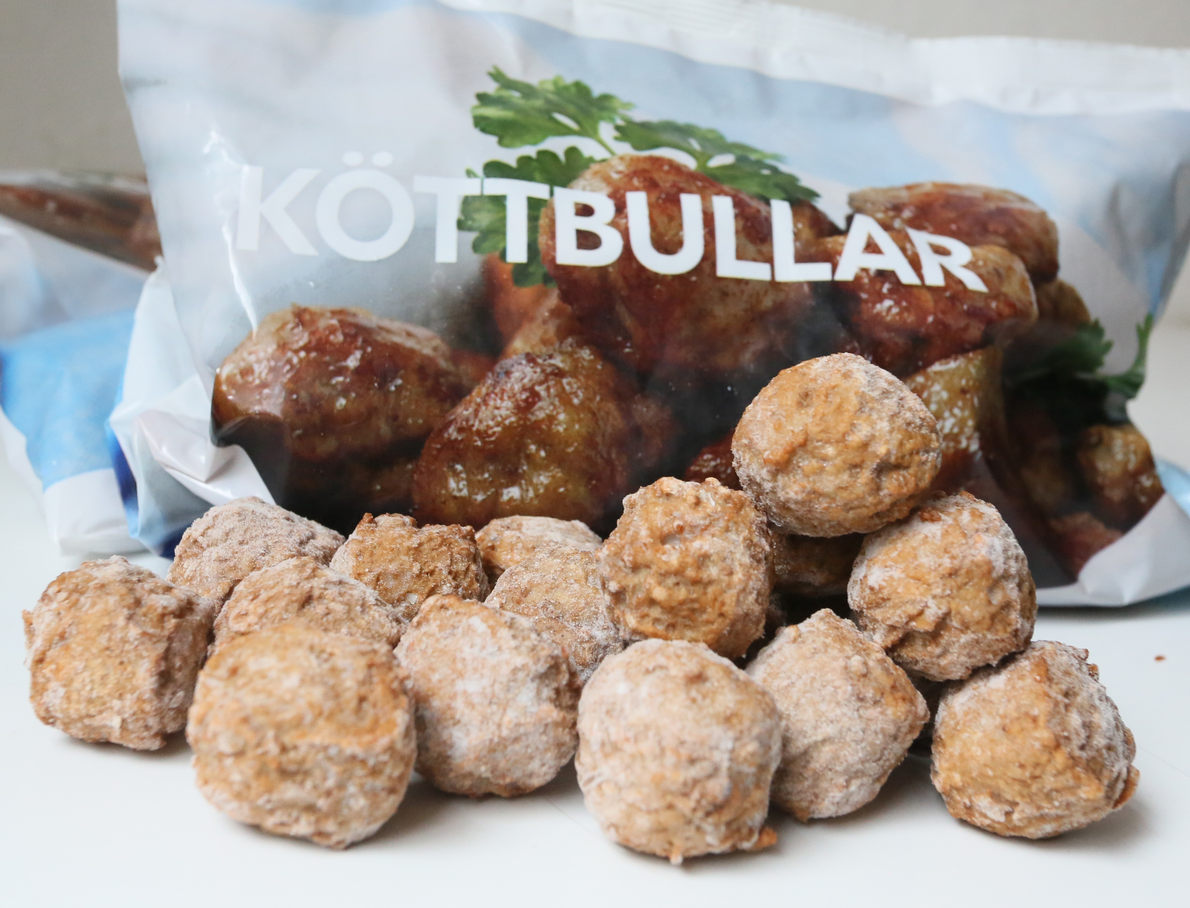 The Swedish giant has announced it will be launching a vegan meatball. Credit: PA