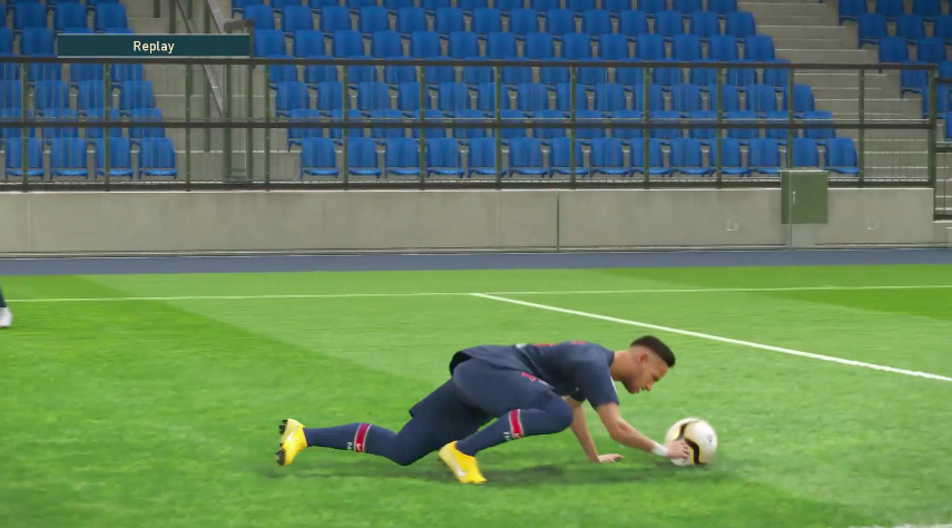 Neymar Is So Realistic On The New Pro Evolution Soccer - SPORTbible