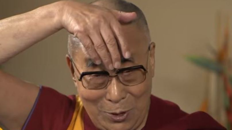 INVASION EUROPE Dalai Lama: 'Europe belongs to Europeans'