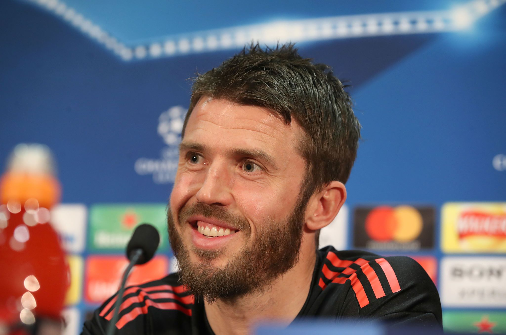 Carrick is set to end his playing career this summer. Image: PA Images.