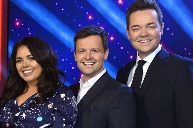 Here's who's tipped to fill in for Ant on Saturday Night Takeaway