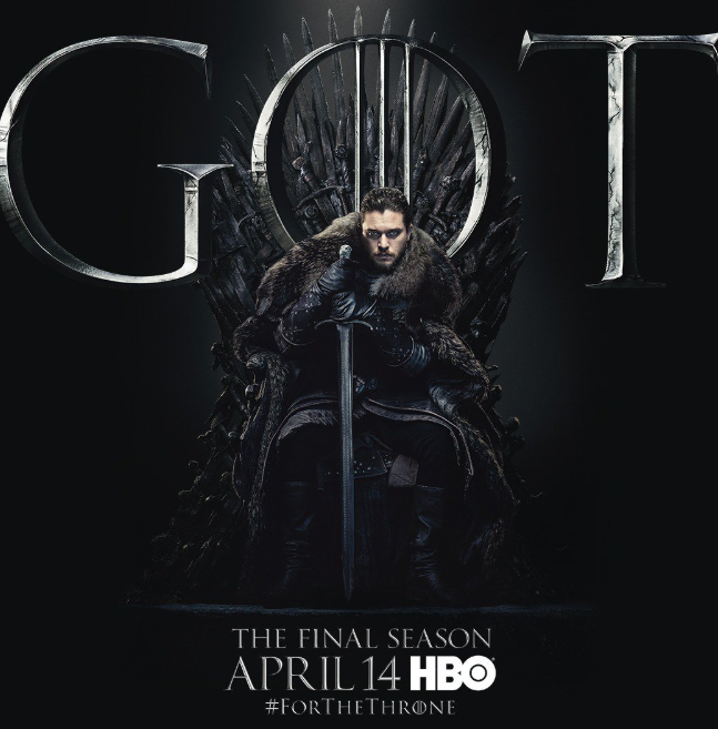 The new series will see the biggest battle in television history. Credit: HBO