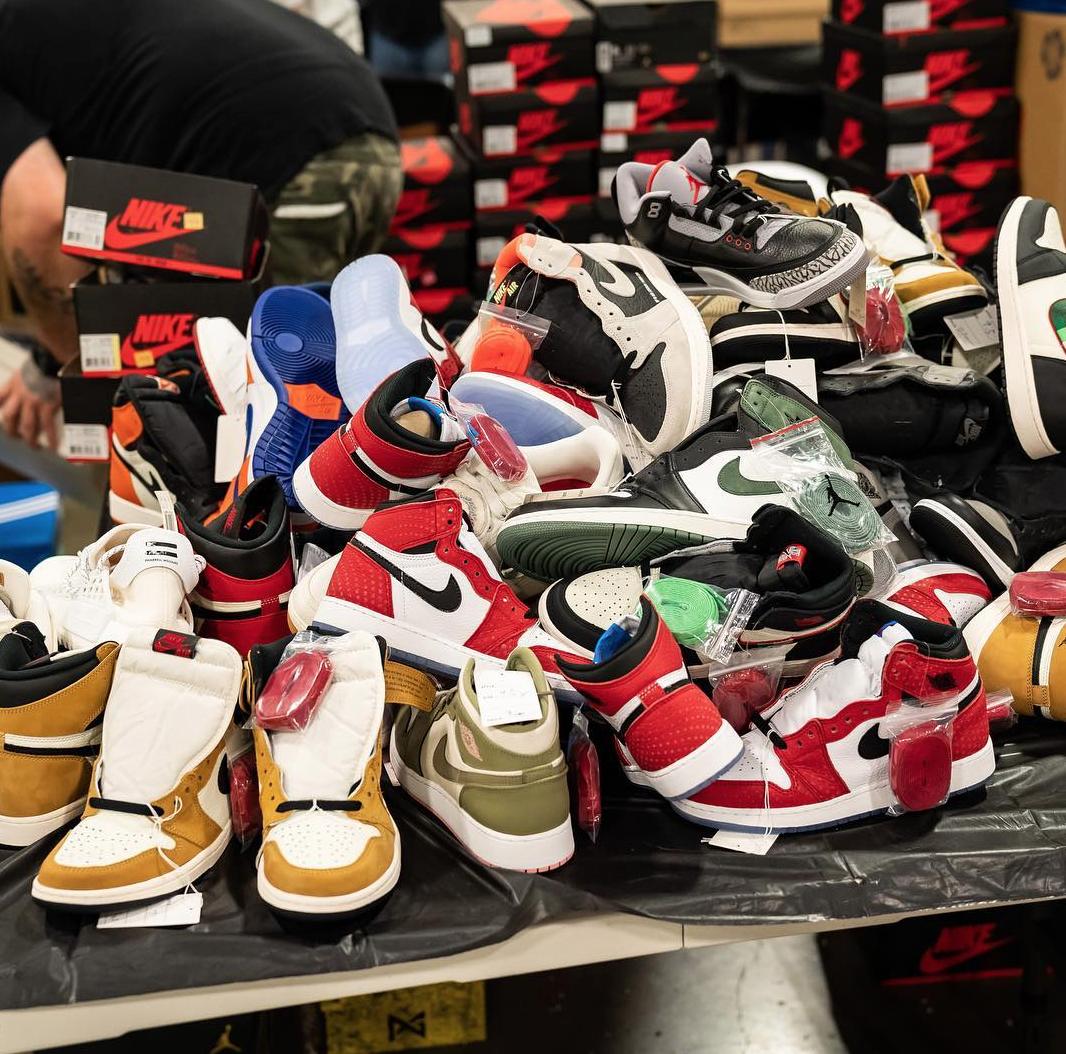 Credit: Sneaker Con/Instagram