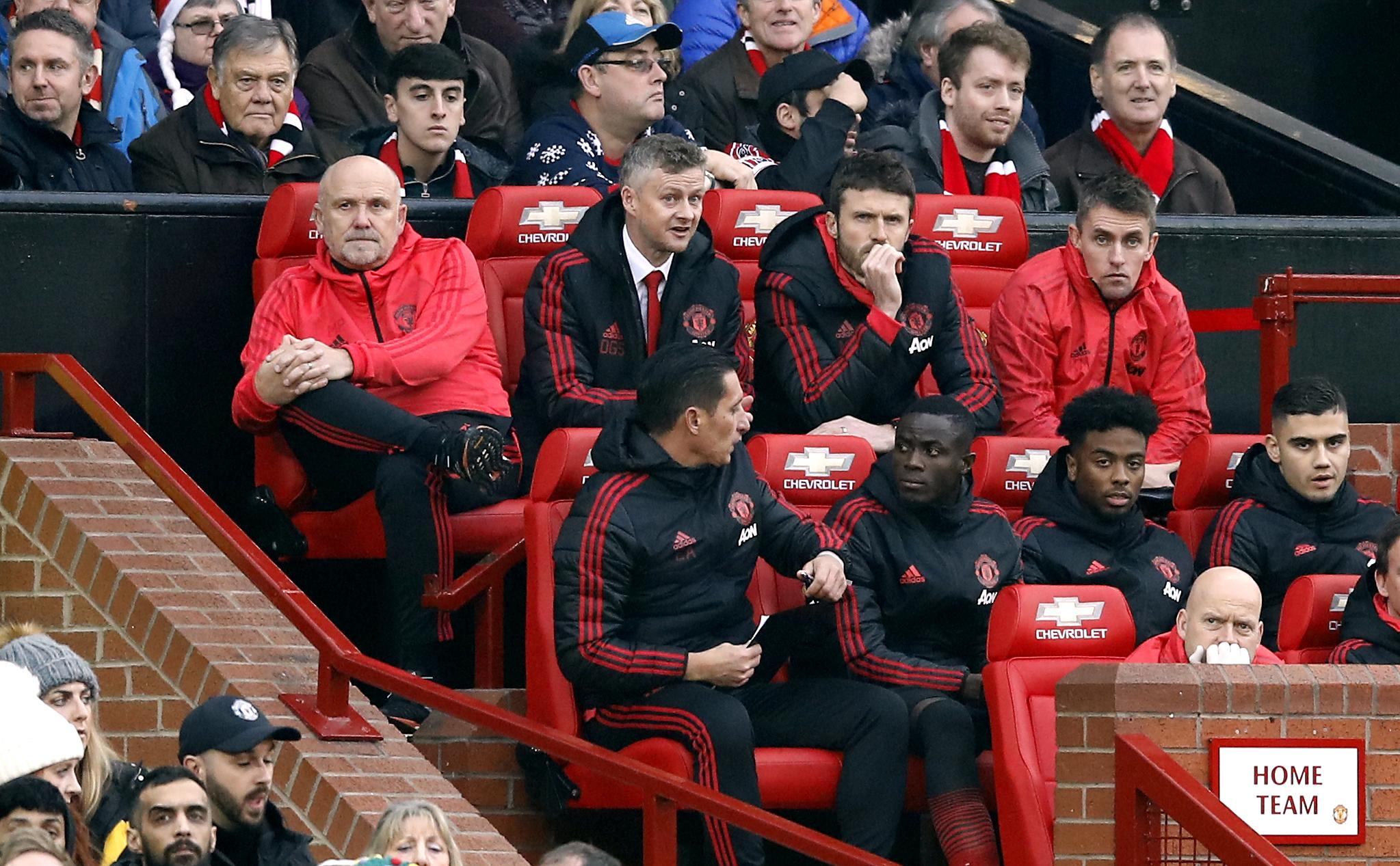 Sir Alex Ferguson will be a big help, says Ole Gunnar Solskjaer