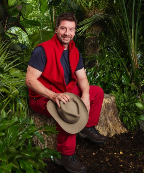 TV Presenter Nick Knowles. Credit: ITV