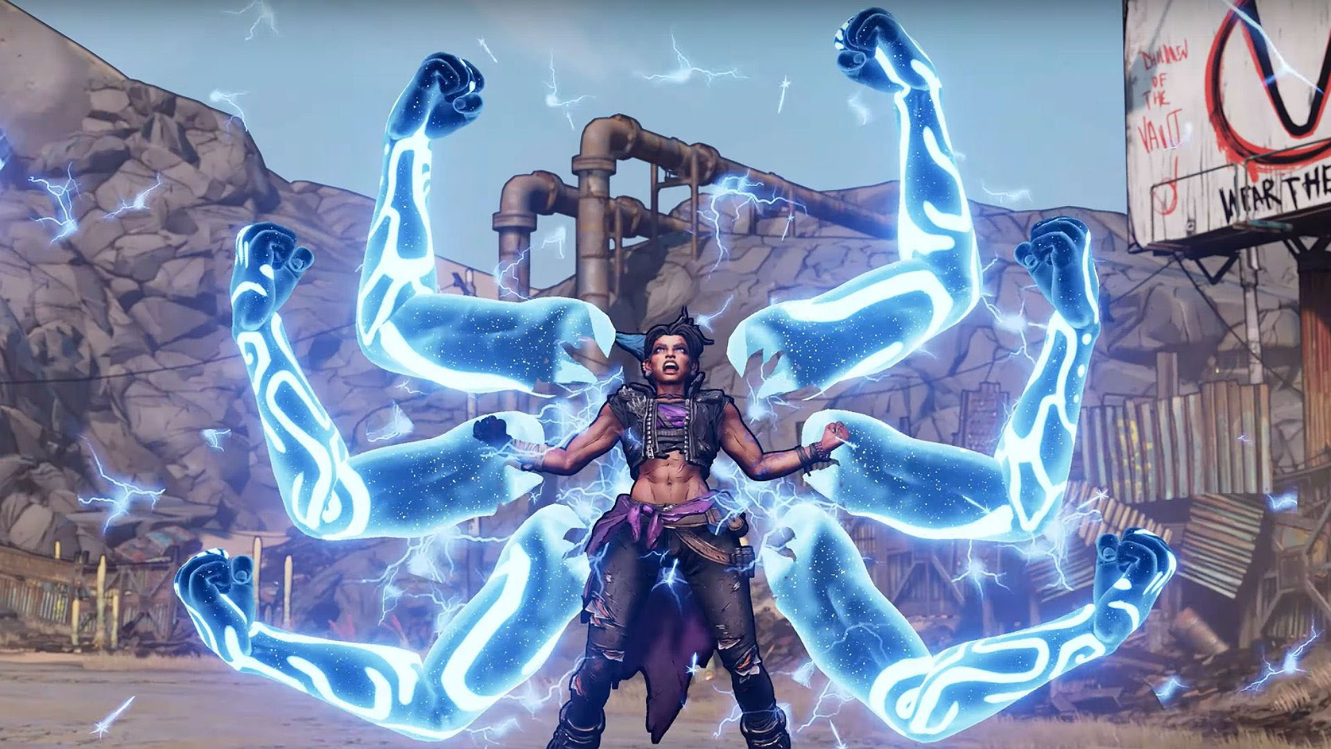 Borderlands 3 takes place years after the last game