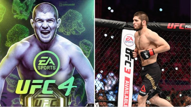 Khabib Nurmagomedov S Manager Is Angry The Eagle Won T Be Ufc 4 S Cover Star Sportbible