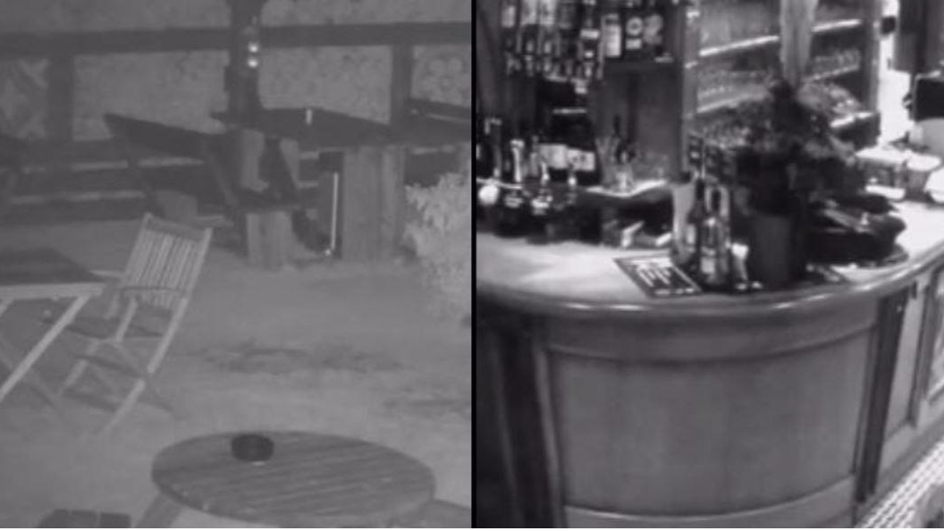 A 'Ghost' Is Putting The S**ts Up People At A Village Pub