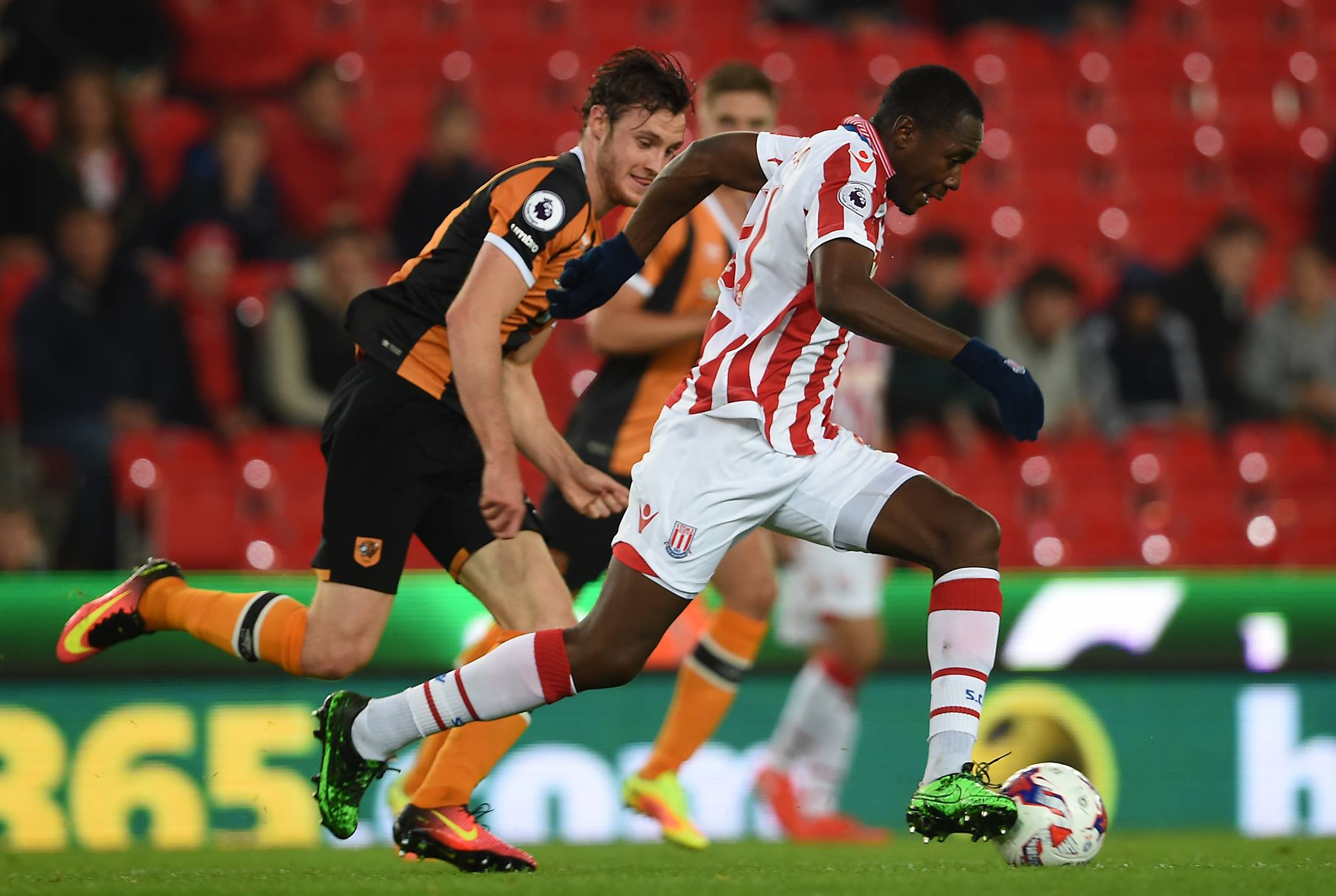 Monaco close on Gianelli Imbula