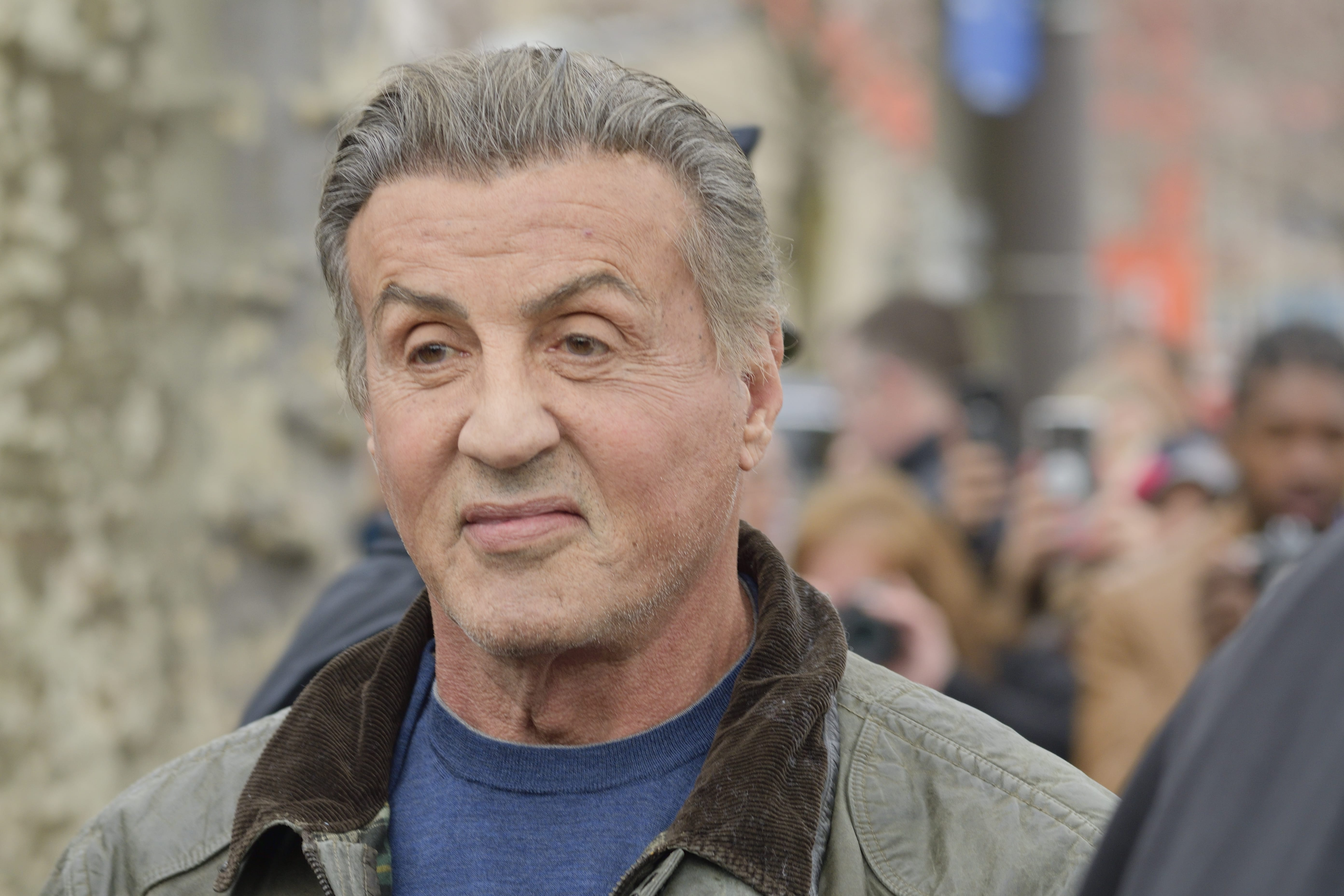 Sylvester Stallone In Line To Take On Mexican Cartel In 'Rambo 5'