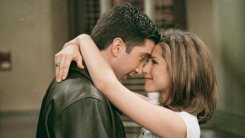 Friends' Ross And Rachel Were Never Supposed To Go 'On A Break'