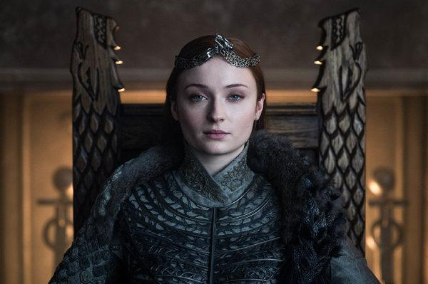 Sansa Stark. Credit: HBO