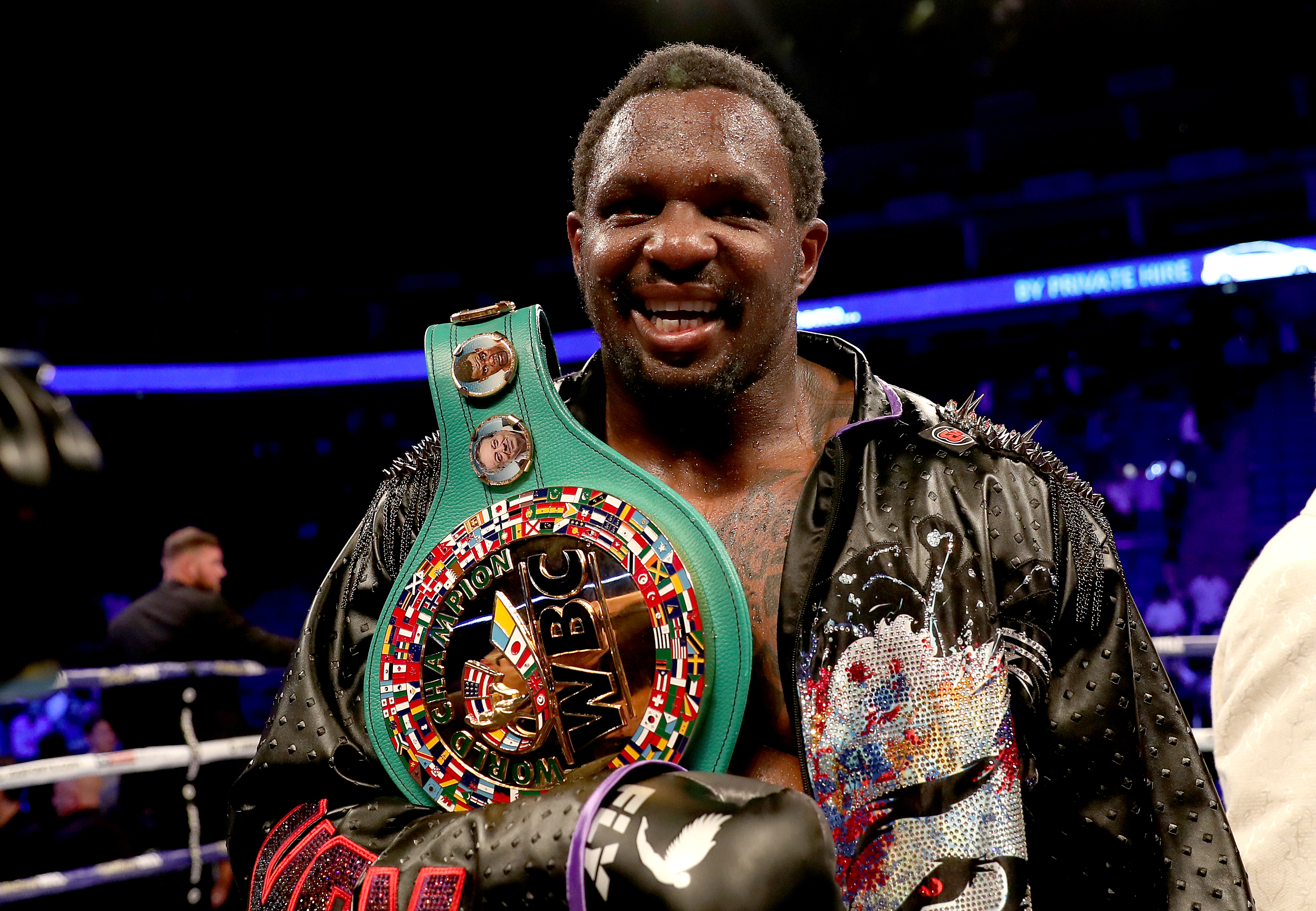 Dillian Whyte adamant he beat Oscar Rivas 'fair and square'
