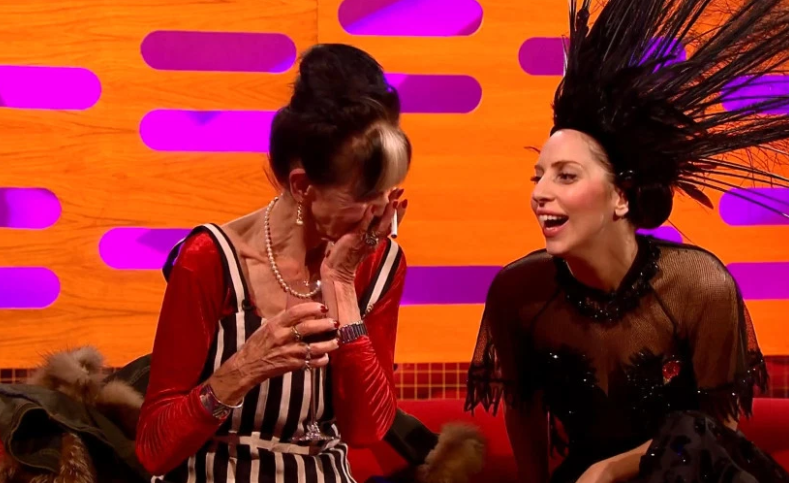 June Brown said Lady Gaga invited her to a nightclub. Credit: BBC