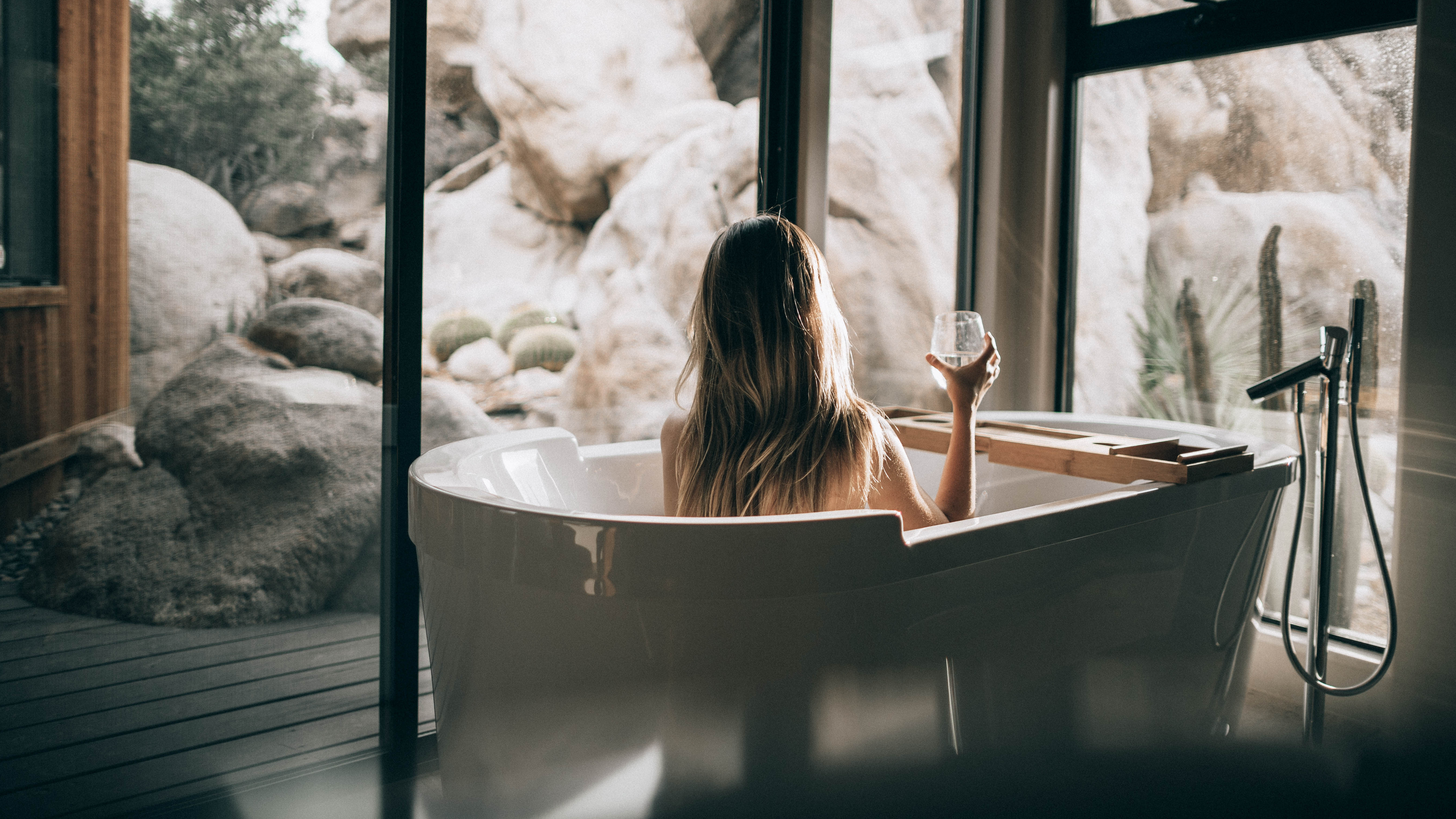 A Long Bath Is Just As Good For You As A Workout According To Science