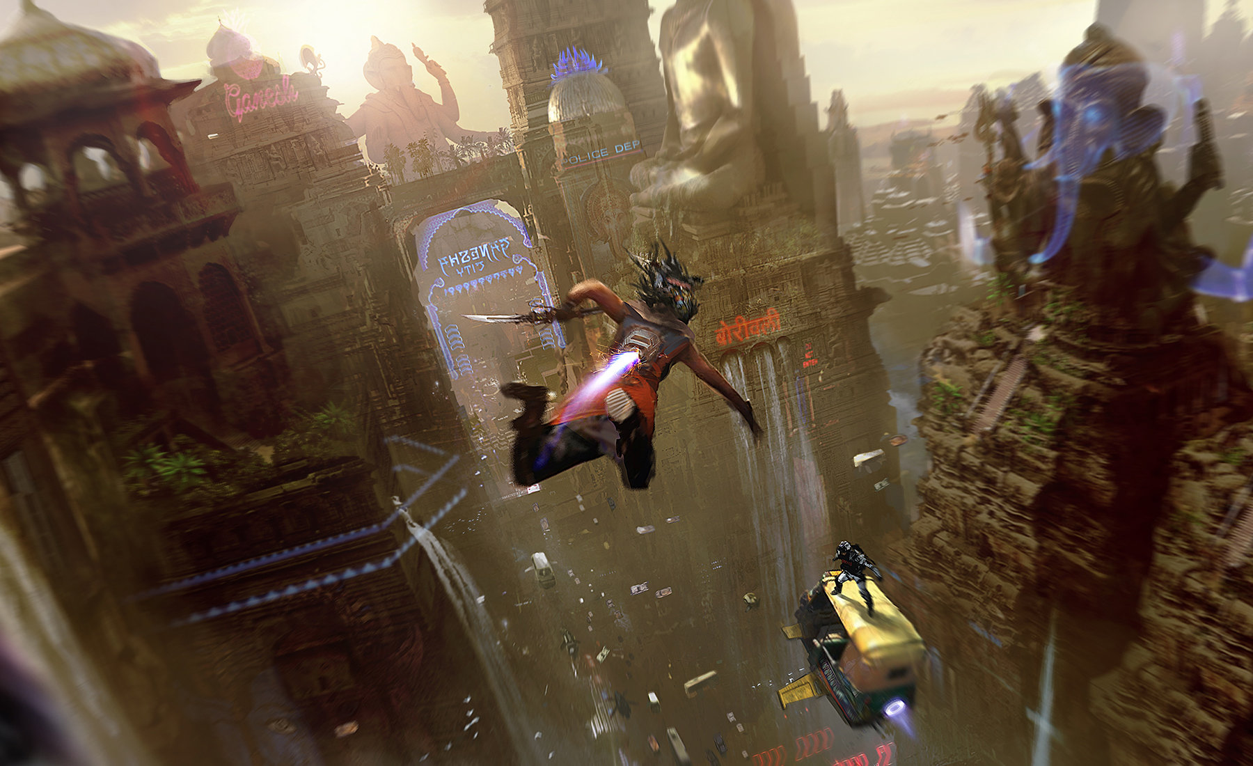 Beyond Good & Evil 2 / Credit: Ubisoft