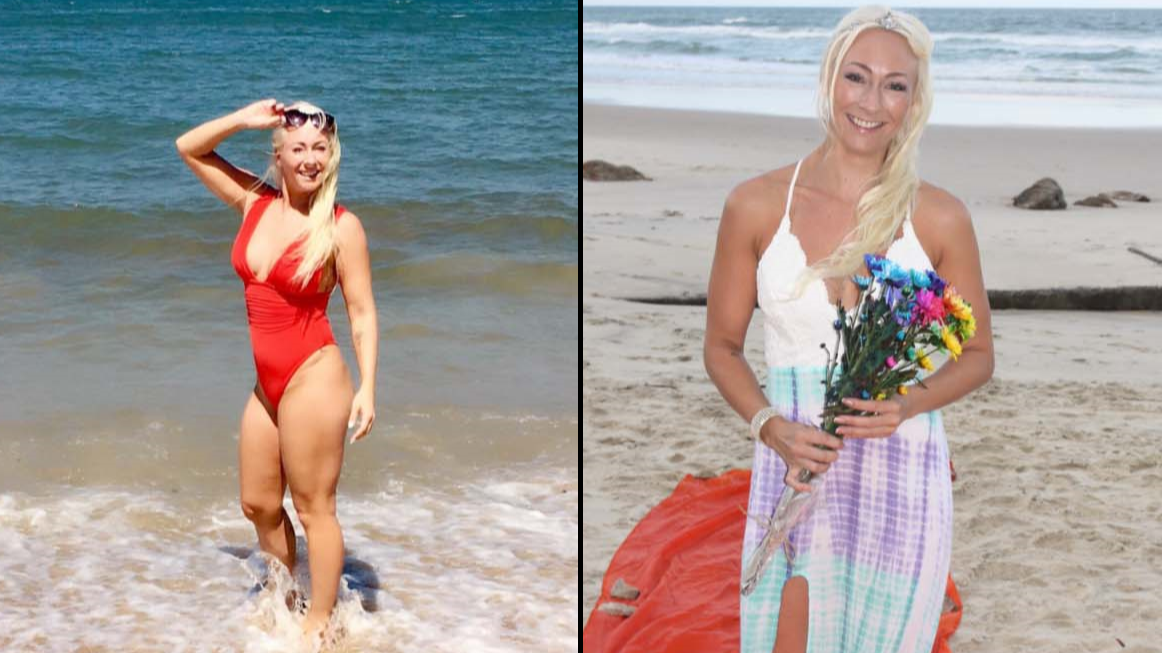 Woman Marries Herself In Beach Ceremony Following Break-Up