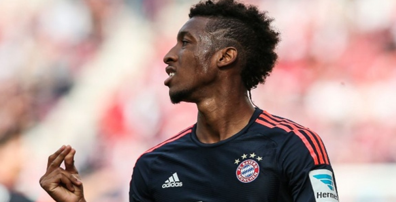 bayern munich forward kingsley coman arrested and held in police custody sportbible. Black Bedroom Furniture Sets. Home Design Ideas