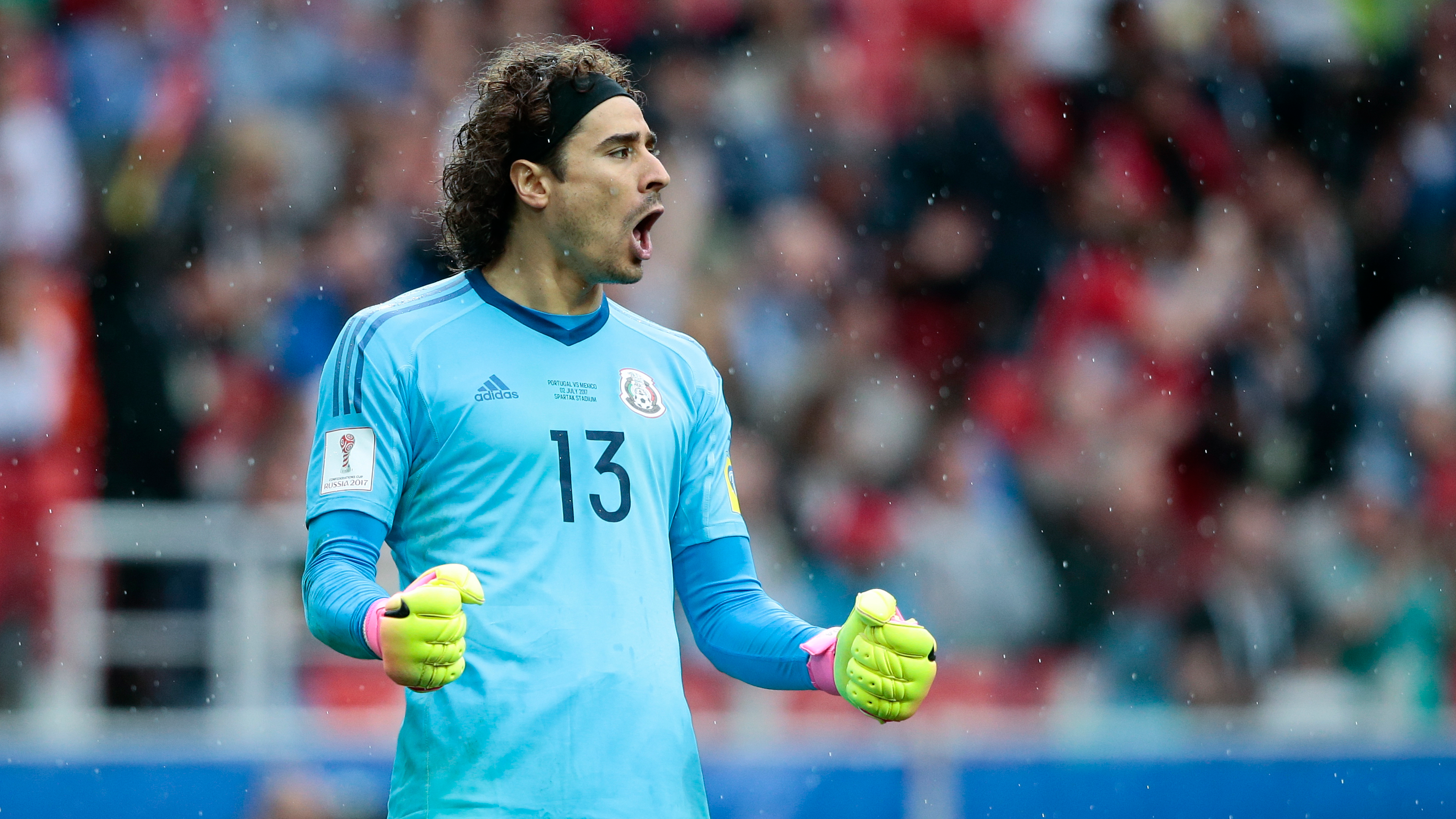 5ea3c09aa Guillermo Ochoa s New Shirt Number Is An Absolute Disgrace - SPORTbible