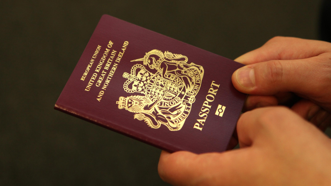 New UK Passports Could Be Made In France Or Germany