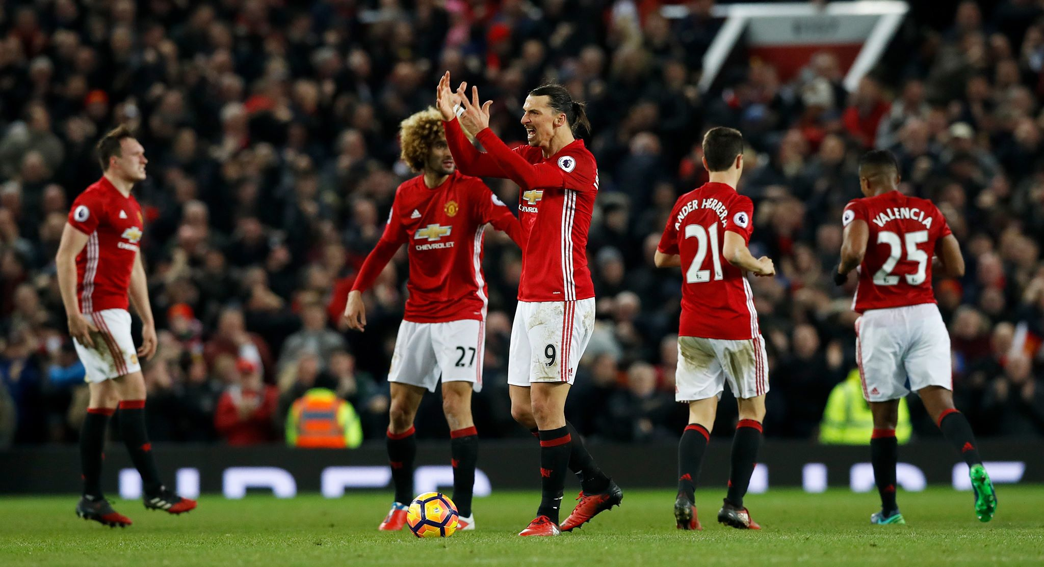 Ibrahimovic explains why he has returned to Man United