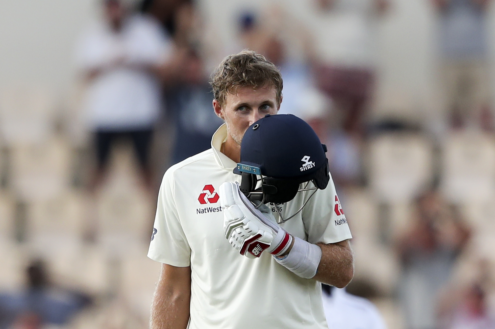 Root told the West Indies bowler that being gay wasn't an insult. Credit: PA