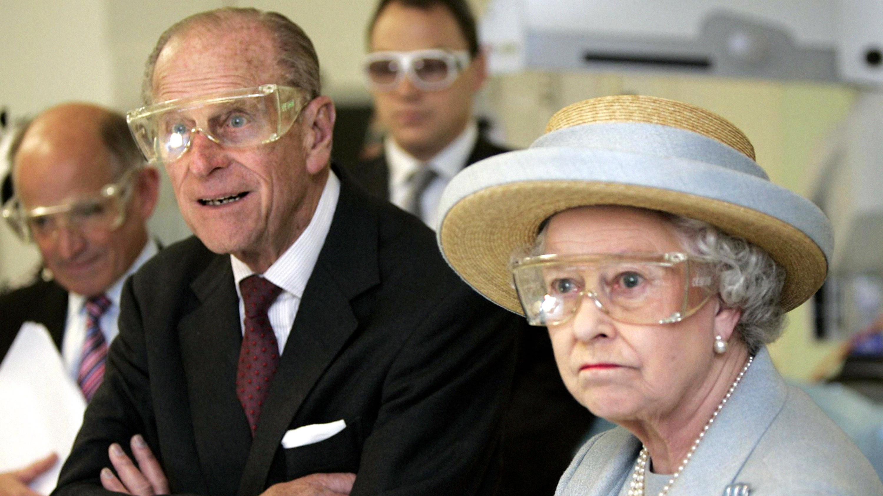 Prince Phillip Makes Another Public Gaffe About Man With Beard