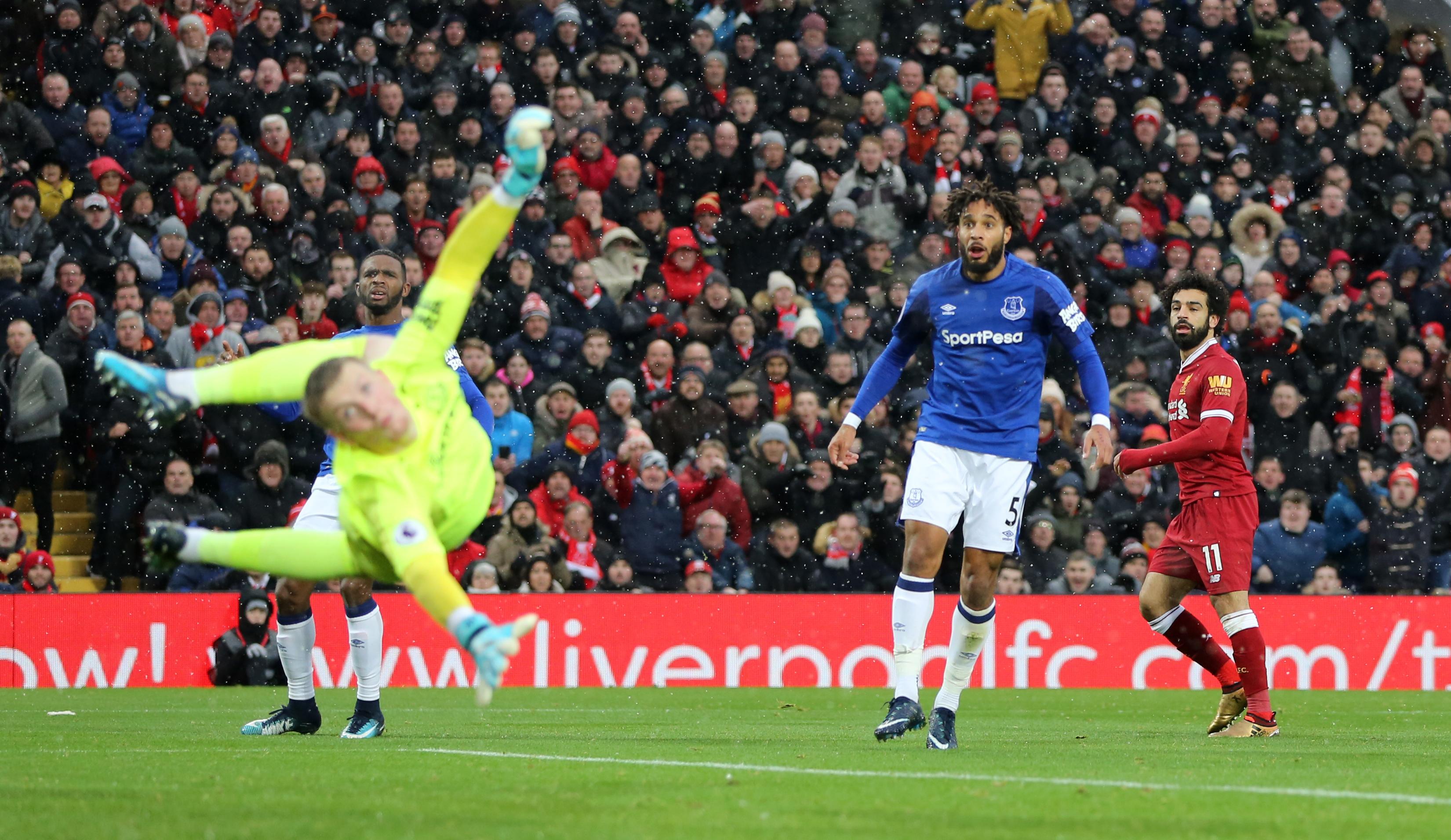 Everton boss Allardyce resonates with 'emotional' Klopp