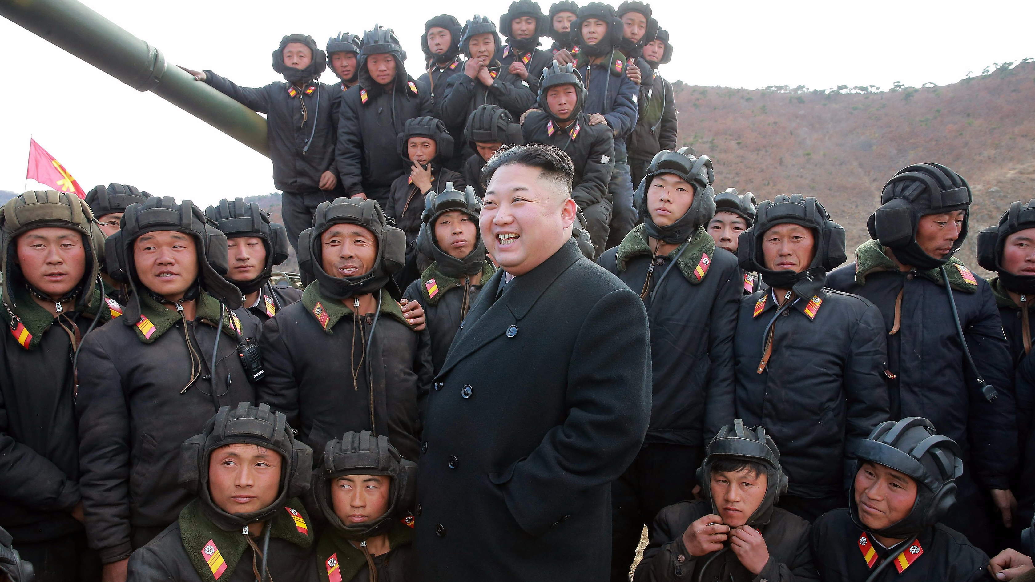 Kim Jong-Un 'Bans Gatherings Involving Drinking And Singing'