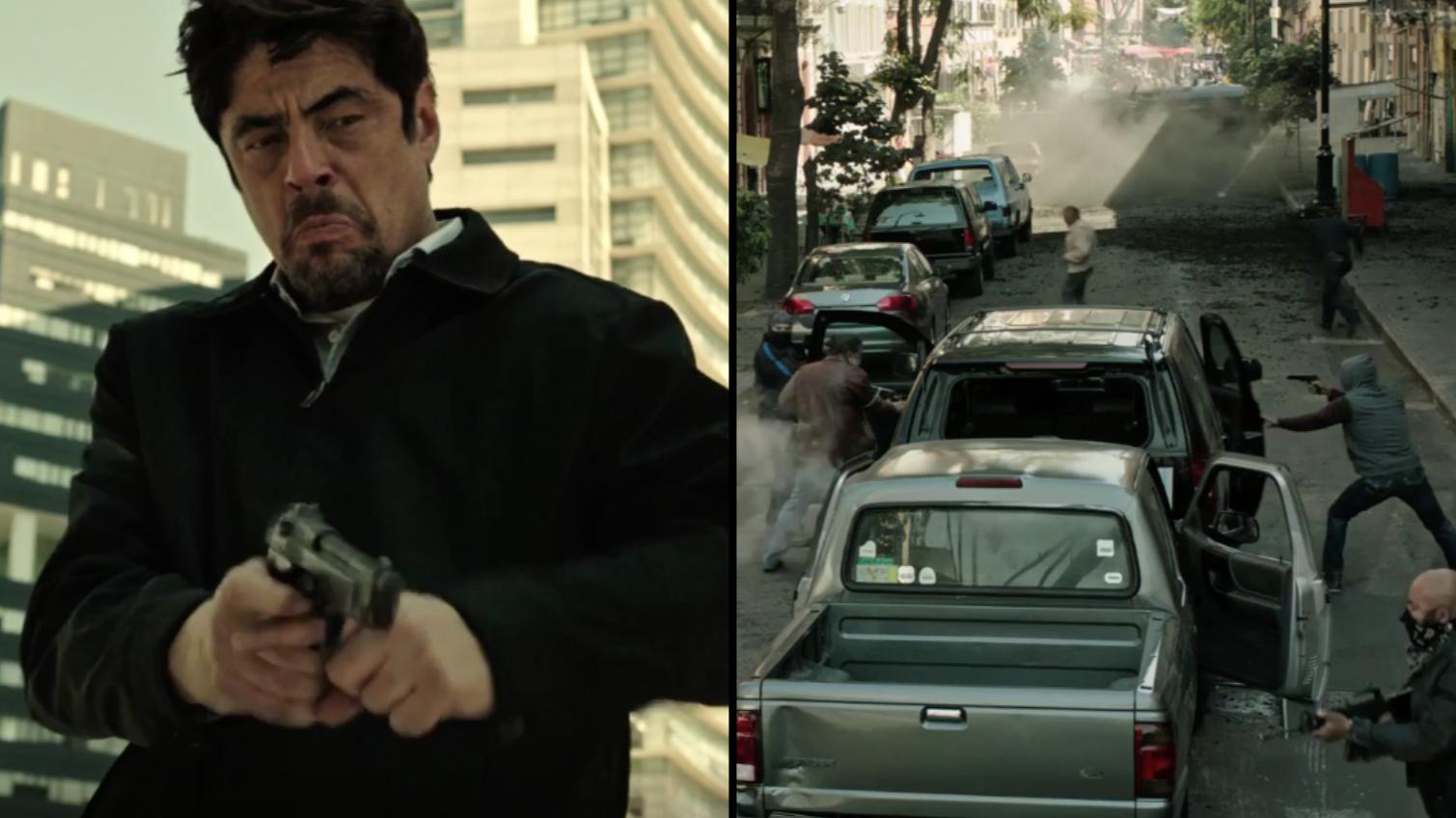 Benicio Del Toro Returns In Trailer For Sicario 2: Soldado