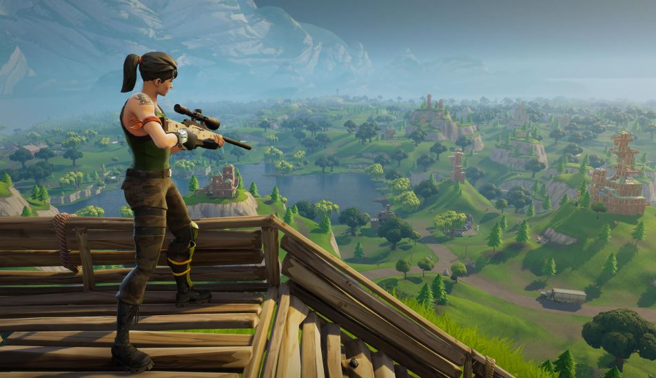 95374936 School Bans 'Floss' Dance Move Because Of Links To Fortnite Battle ...