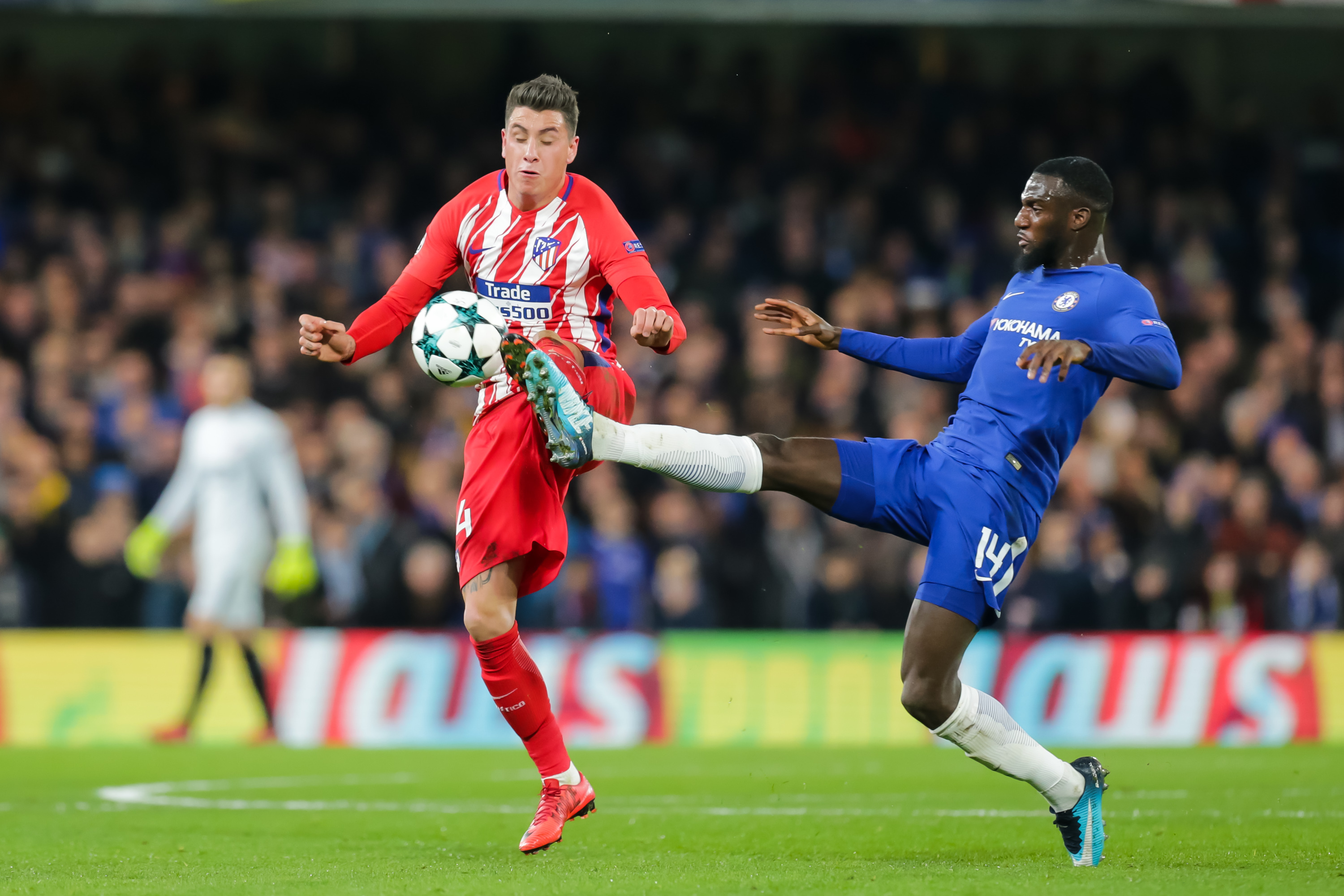 Chelsea finish second in Group C after draw with Atletico