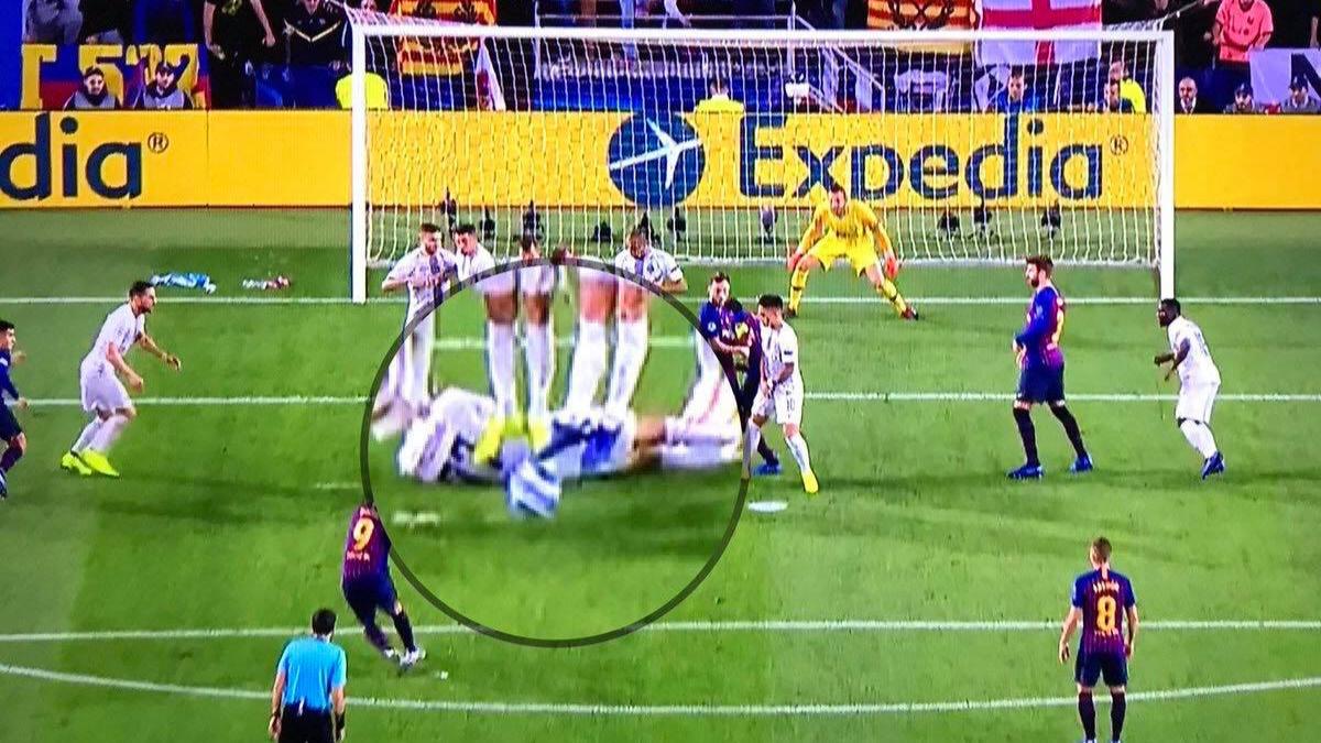 Marcelo Brozović's's Mid Game Sliding In Was A Genius Bit Of Defending