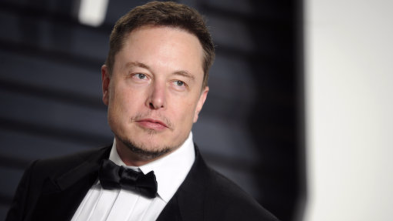 Musk was so confident the project would be completed within 100 days, he said if it wasn't ready on time he'd hand it over for free. Credit: PA