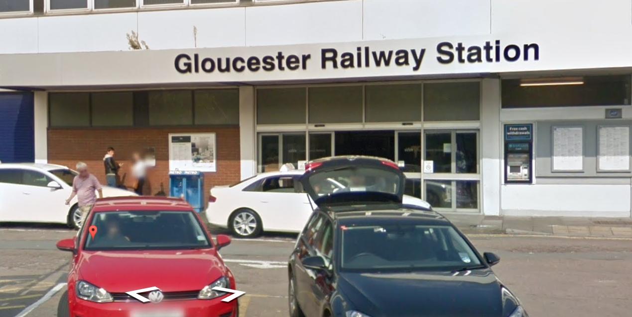 Gloucester train station