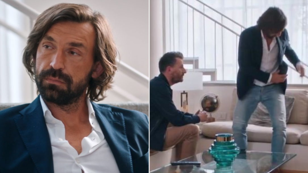 Andrea Pirlo Walks Out Of Interview When Asked If He's Looking Forward To World Cup With Italy