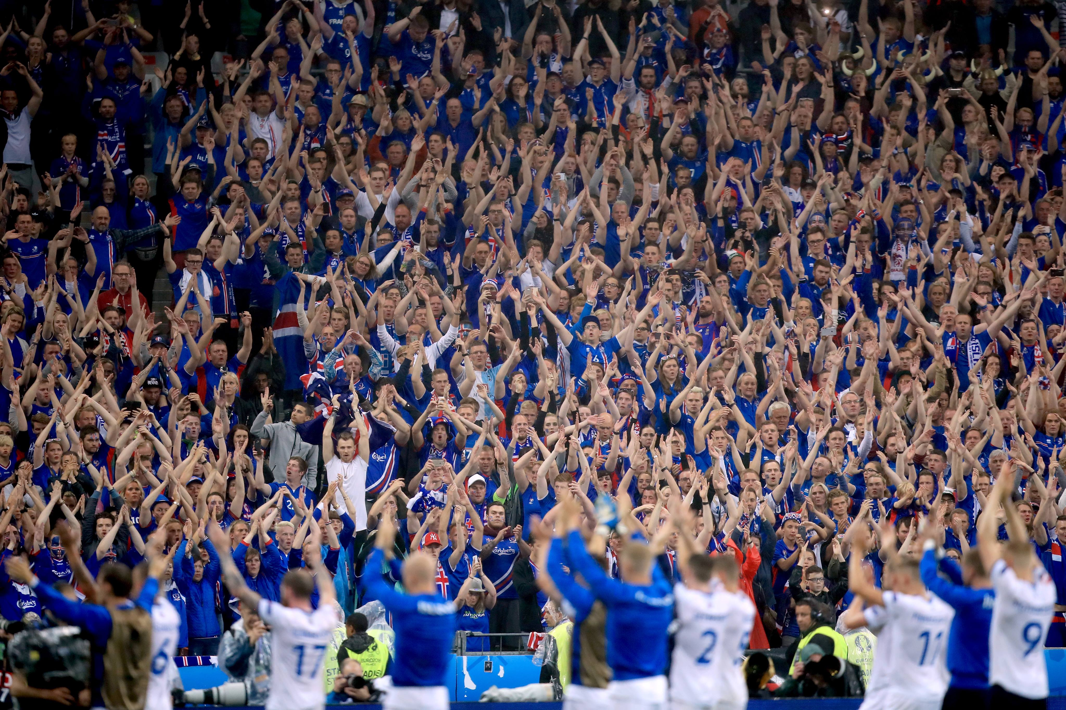 66,000 Iceland Fans Request Tickets For The World Cup In Russia