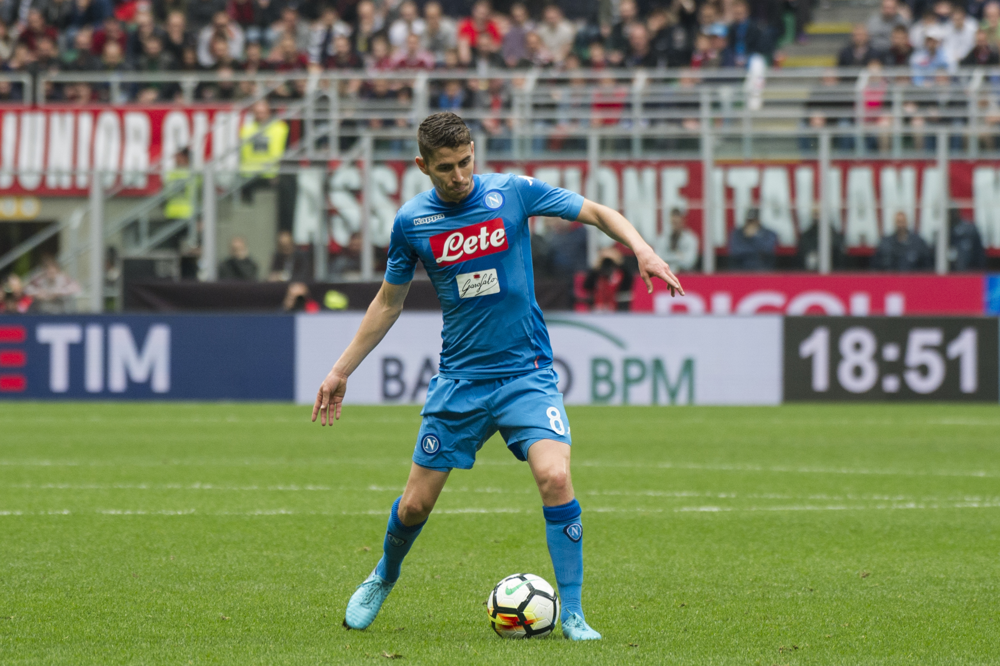 Manchester City beat Liverpool, Manchester United to £50m Napoli star