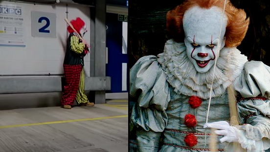 Police Warn 'Killer Clown' Trend Could Be Coming Back