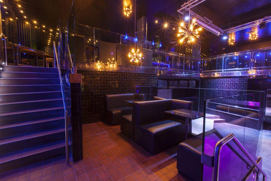Image: Dusk Nightclub/Stirling